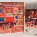 Instant Vintage Blister Cassette Bravestarr (Mattel 1987)