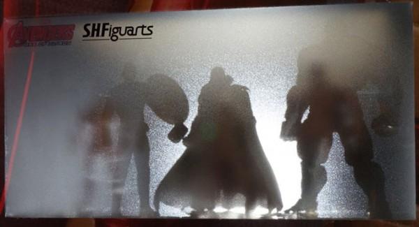 SHFiguarts avengers