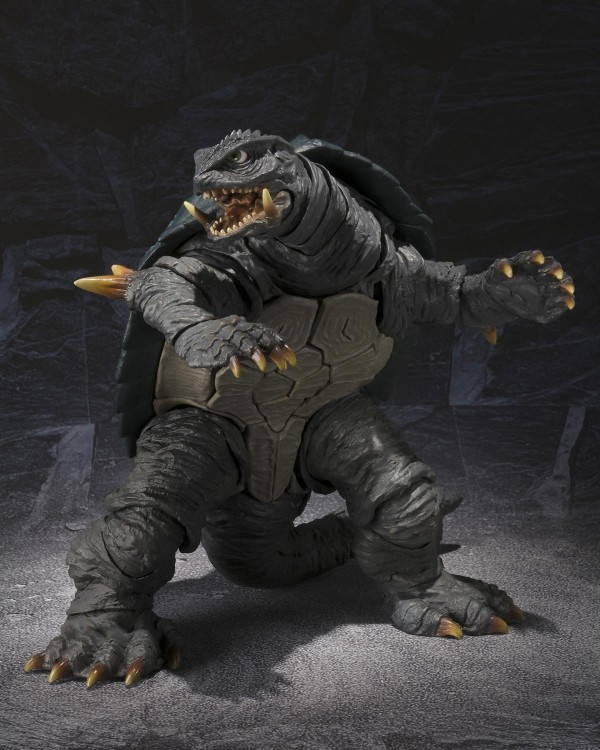 S.H.MonsterArts Gamera