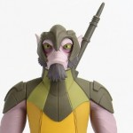 #NYCC - Hasbro : Star Wars Rebels, Mission Series & Saga Legends