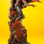 Sideshow Spiderman Classic Polystone 006