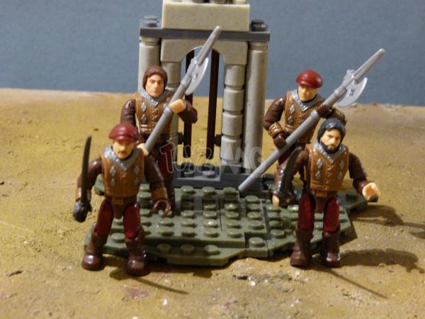 borgia pack mega bloks assassins creed 14
