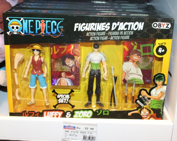 coffret One piece