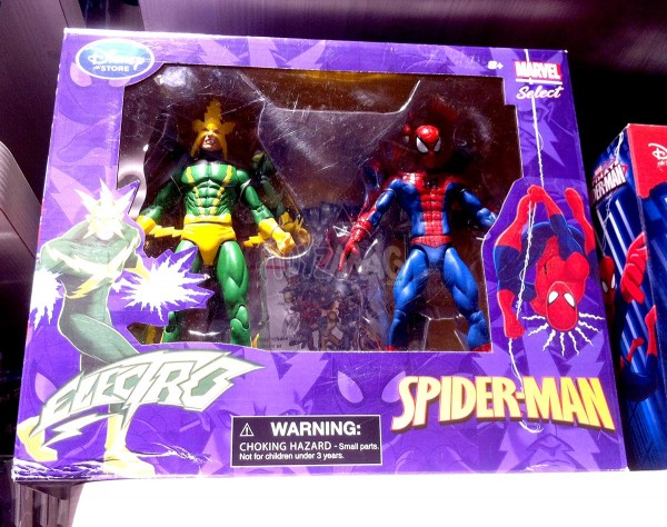 disneystore-2packspidermanelectro