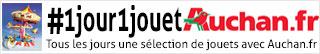 1 Jour 1 Jouet avec Auchan.fr