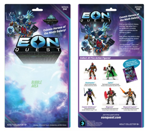 eon quest figurines kickstarter packaging