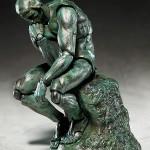 Le Penseur de Rodin en Figma
