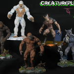 Creatureplica arrive en 2015 !