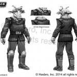 Star Wars Black Series : Concept Art par Ken Christiansen