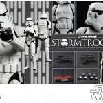 Star Wars par Hot Toys : au tour des  Stormtroopers