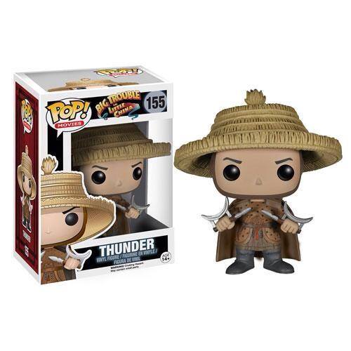 POP FUNKO Les Aventures de Jack Burton dans les griffes du Mandarin (Big Trouble in Little China)
