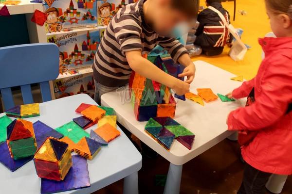 kidexpo Magnétique et découvertes de Futur Toys