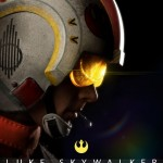 Luke Skywalker: Red Five X-wing Pilot en précommande
