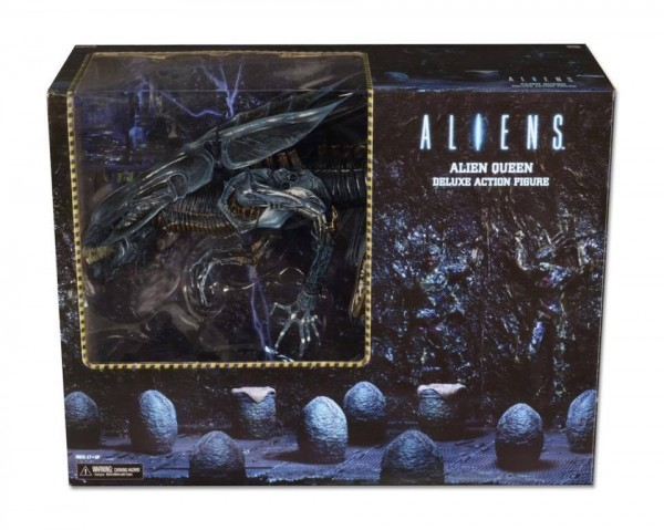 neca queen packaging