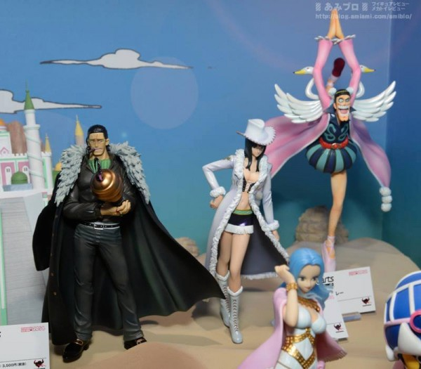 one piece figuarts zero 1