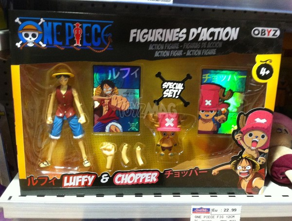 one piece luffy Chopper