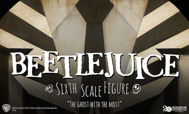 Beetelejuice 1/6 SIDESHOW Sideshow_Beetlejuice