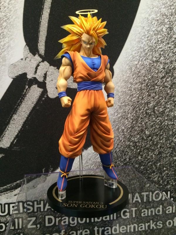 FiguartsZero EX Son Goku SSJ3