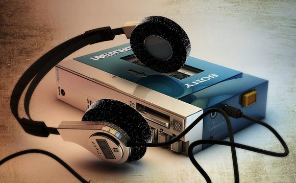 Baladeur cassette Sony