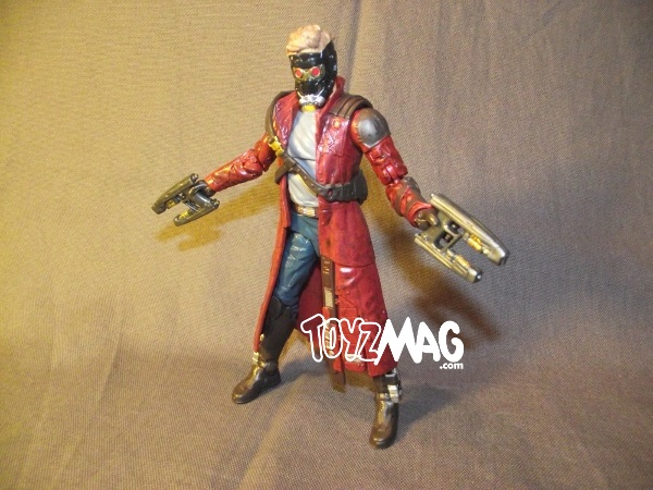 star lord avec masque Marvel