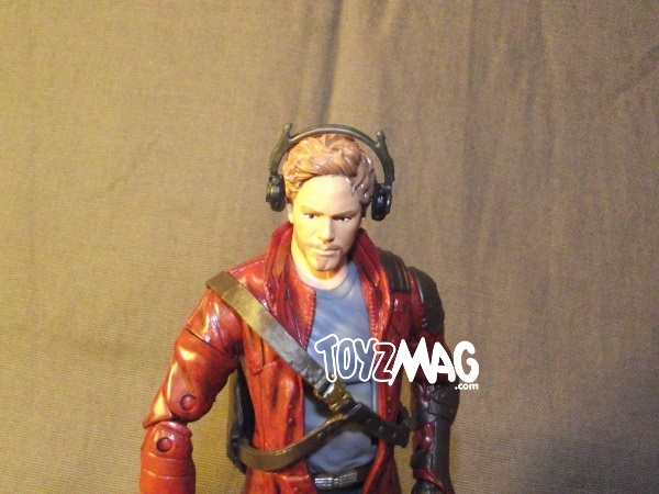 star lord buste avec casque Marvel