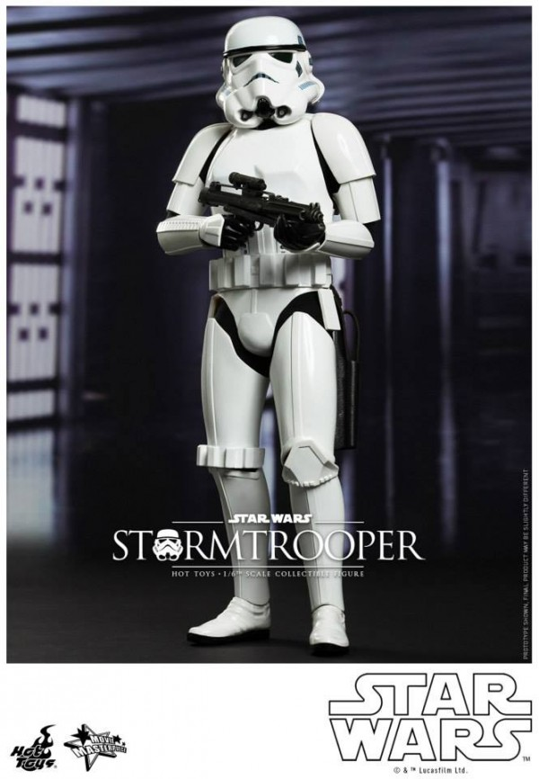 star wars stormtrooper hot toys