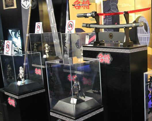star wars MOVIE REALIZATION Tamashii Nations