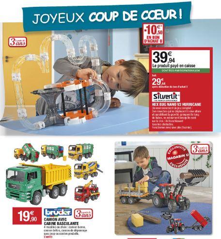 Catalogue jouets 2014 super u renonce l for Catalogue piscine super u