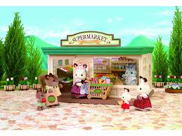 sylvanians supermarket