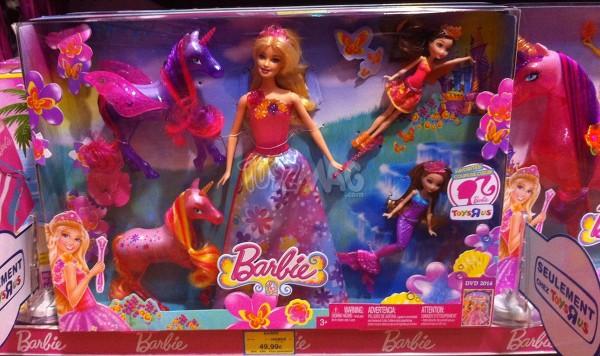barbie exclu Toys  R Us