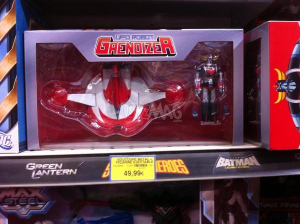Goldorak Toys R US