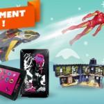 1 jour 1 jouet avec Auchan.fr :  50 jouets à -50%