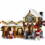 Coup de coeur LEGO : l'atelier du Père Noël
