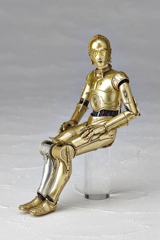 C-3PO revoltech 2