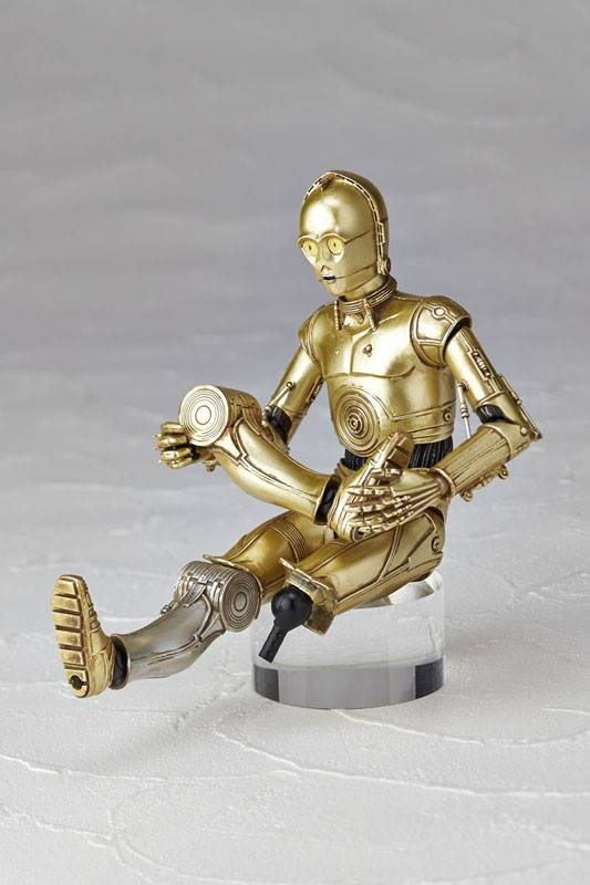 C-3PO revoltech 3