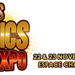 Ce week-end : Paris Comics Expo les 22 et 23 novembre 2014