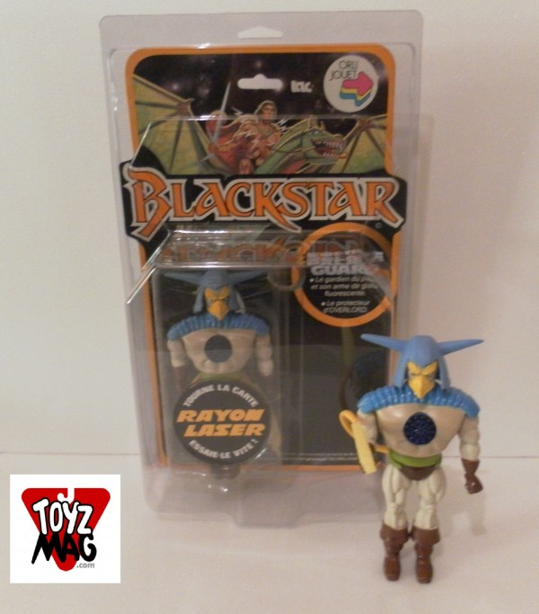 Palace Guard Blackstar