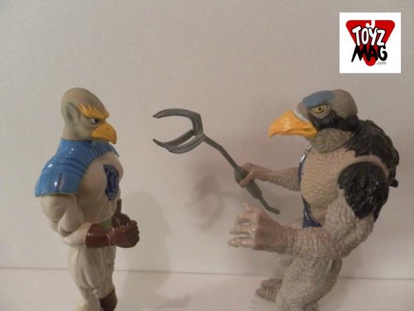 Palace Guard et Vultureman (2)