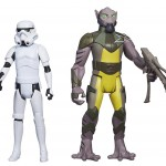 Star Wars Rebels : images de presse Hasbro