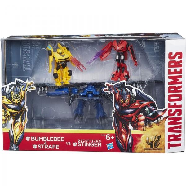 figurine transformers auchan