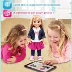 1 jour 1 jouet avec Auchan.fr : Cayla