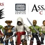 Concours Assassin's Creed - Mega Bloks : les gagnants