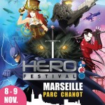Agenda : HeroFestival les 8 et 9 novembre à Marseille