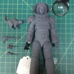 Alien : prototype de Ripley par NECA