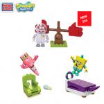 Bob l'éponge : nouveaux sets Mega Bloks