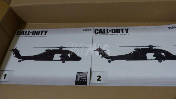 cod mega bloks heavy chopper 8