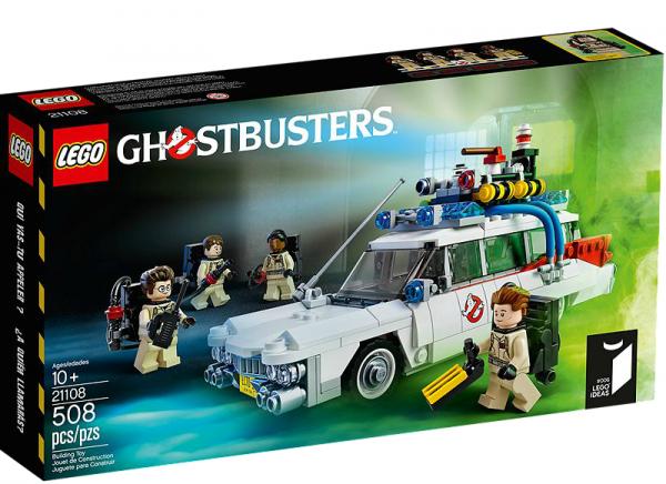 coup de coeur lego ghostbusters