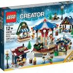 Coup de cœur LEGO : Le marché d'hiver
