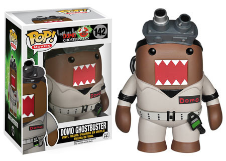 domo ghostbusters 1