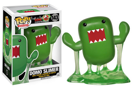 domo ghostbusters 2